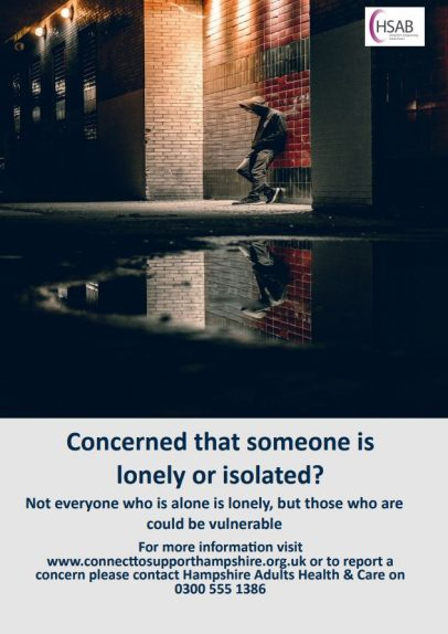 Loneliness Poster 2 Picture