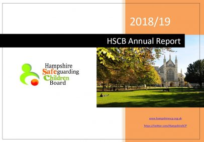 HSCB Report Pic